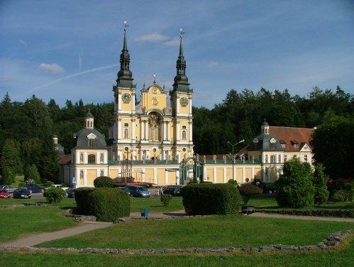 Parafia Pw św Faustyny Kowalskiej W Ostródzie